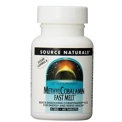 Source Naturals B12 supplement