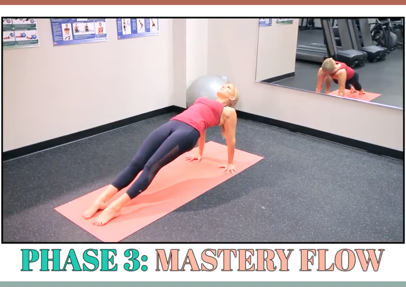 Yoga Burn Review: Phase 3 Mastery Flow