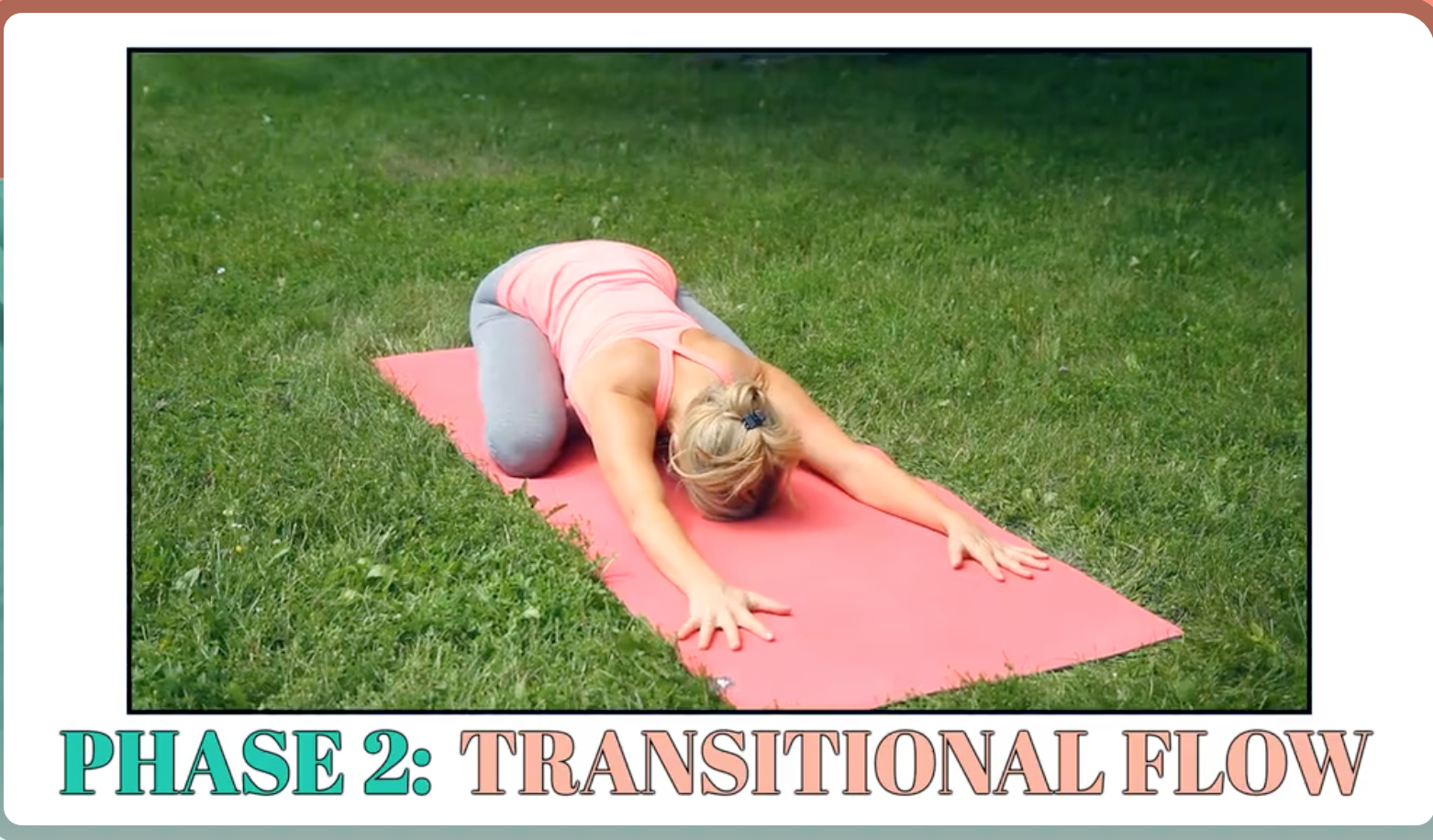 Yoga Burn Review: Phase 2 Transitional Flow