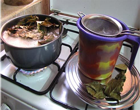 Kinkeliba tea instructions