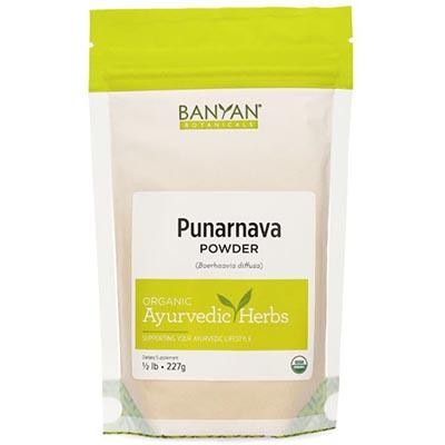 punarnava powder Banyan Botanicals
