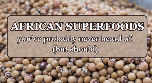 African superfoods